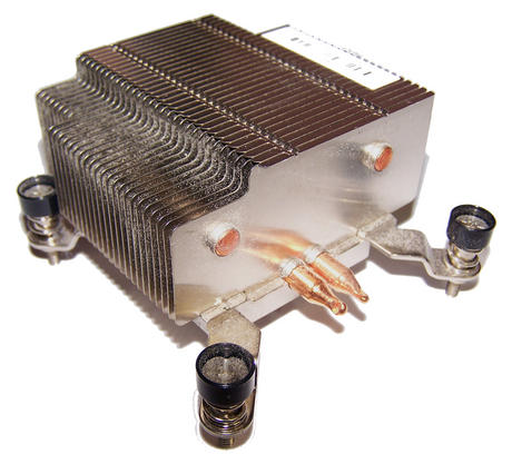 HP 578011-001 Elite UltraSlim 8000 Processor Heatsink Thumbnail 2