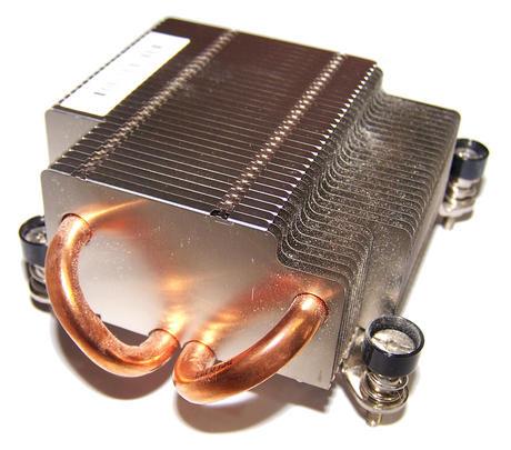 HP 578011-001 Elite UltraSlim 8000 Processor Heatsink Thumbnail 1