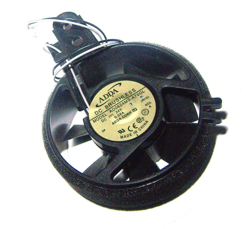 Adda AD0624MS-A70GL-R15 Dell 2335dn 24VDC 0.08A 2-Wire 2-pin Fan