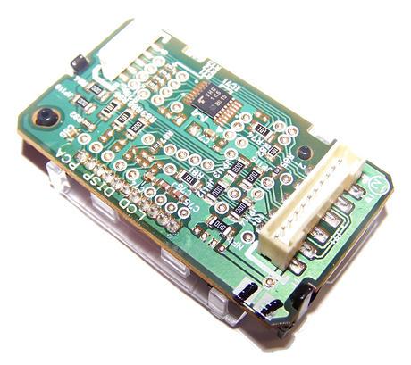 HP RM1-6356 LaserJet P2055 Control LCD Board Thumbnail 2