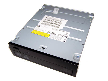 HP 575781-800 Black Bezel SATA H/H DVD DL Recorder Drive | SPS 660408-001