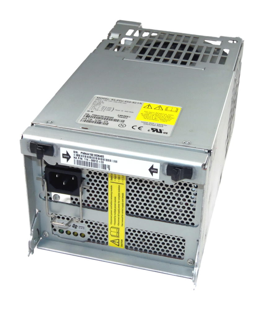 NetApp 114-00012+C0 DS14mk2 440W Power Supply | Model RS-PSU-450-AC1N
