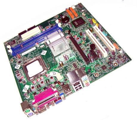 Lenovo 71Y5961 ThinkCentre A58 7515-P1G Motherboard | FRU 71Y6838