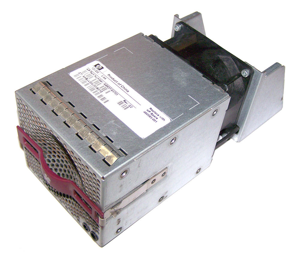 HP AG637-63703 StorageWorks EVA4400 Array Fan Module | SPS 460583-001