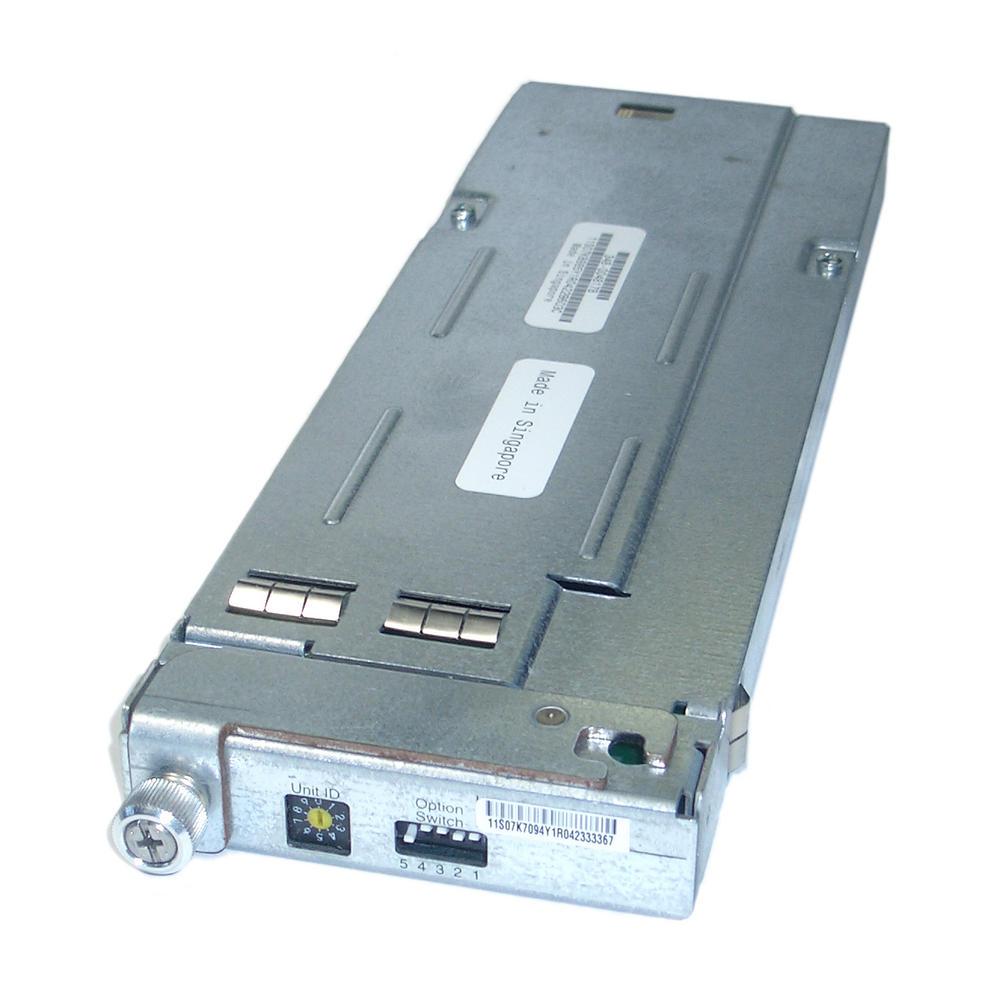 IBM 07K8885 2104-DU3 Option Switch Card Assembly 348-0048178 07K7094
