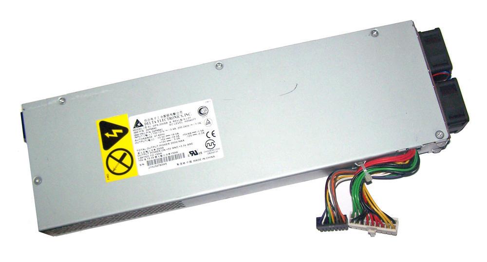 IBM 24P6840 eServer X300 200W Power Supply | FRU  24P6841 Model DPS-200SB