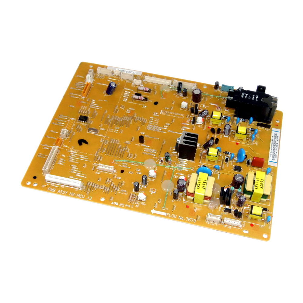 OKI 960K53716 B710n High Voltage Power Supply Board