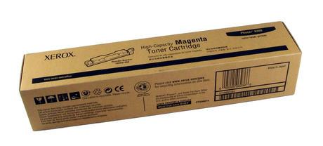Genuine Xerox 106R01083 Phaser 6300 High Capacity Magenta Toner Cartridge
