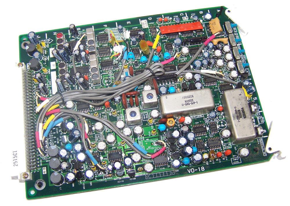 Sony VO-18 Video Cassette Recorder TTV 3575 P Betacam SP Board | 1-622-547-16