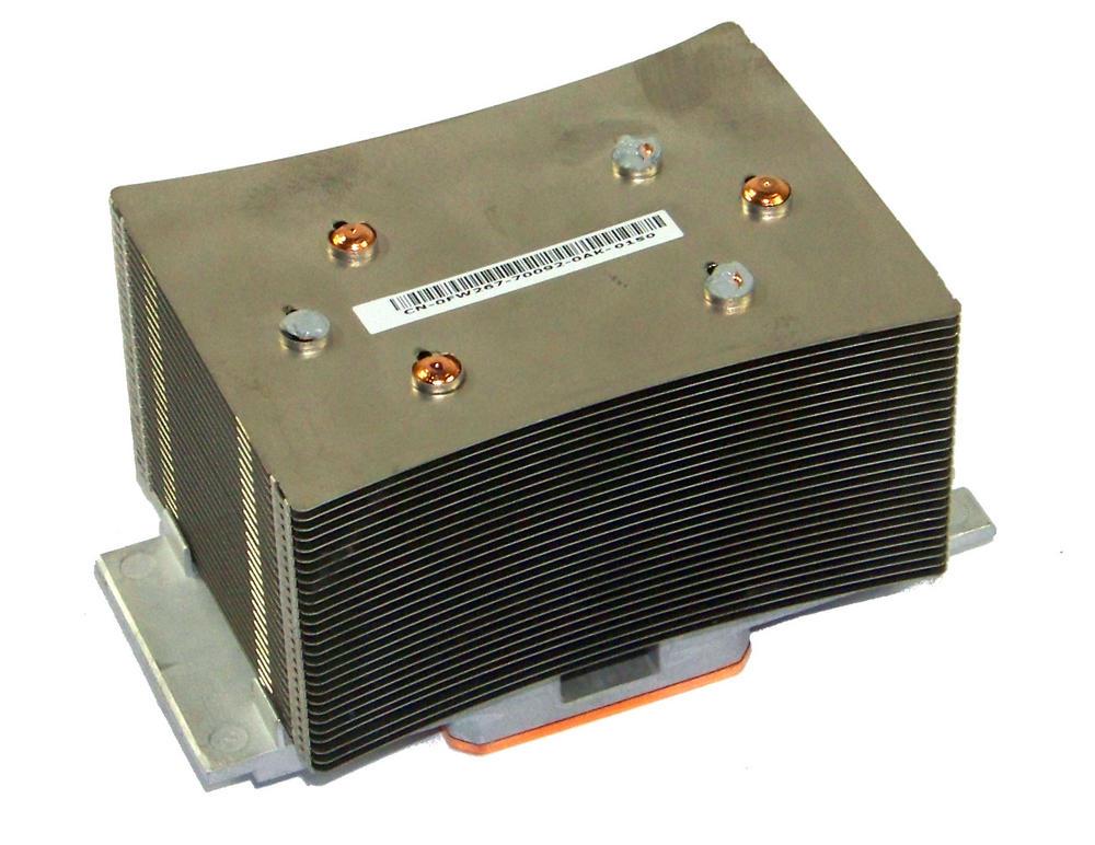 Dell FW267 OptiPlex 580 SFF model D02S  CPU Heatsink | 0FW267