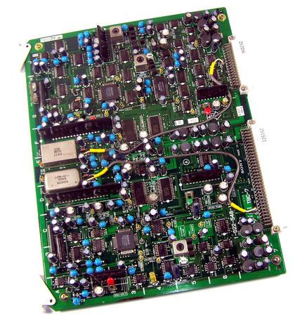 Sony TBC-7 Video Cassette Recorder TTV 3575 P Betacam SP Board | 1-622-548-15 Thumbnail 1