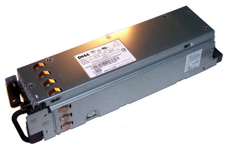 Dell JD195 PowerEdge 2850 700W Redundant AC Power Supply | 0JD195 NPS-700AB A Thumbnail 1