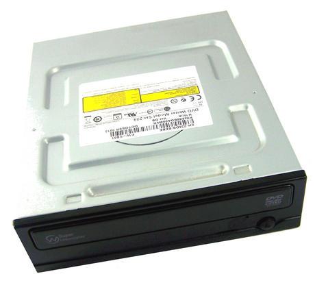 Samsung SH-224DB/BEBE Half Height SATA DVD Recorder Drive | Model SH-224 Thumbnail 1