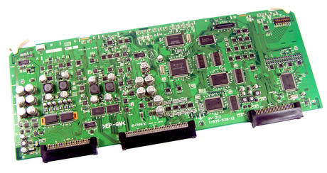 Sony SV-212 Digital Videocassette Recorder DSR-2000P Board | 1-675-528-12 EP-GW Thumbnail 1