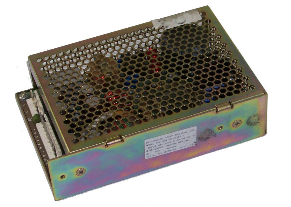 Integrated Power Designs SRW-65-3002-2 5VDC@5A 8VDC@2A 65W Open Frame PSU