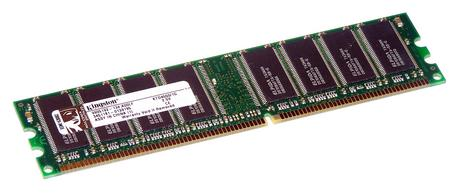 Kingston KTD4550/1G (1GB DDR PC2700U 333MHz DIMM 184-pin) Memory
