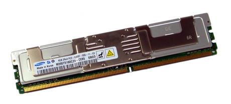 Samsung M395T5160CZ4-CE65 | 4GB PC2-5300F FB-DIMM Server 240-Pin DIMM | RAM