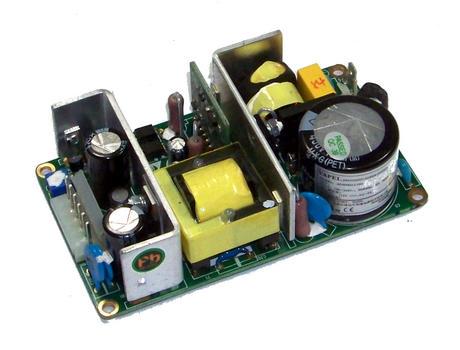 Vapel AD600M12-1N1 12VDC@5A 1U Open Frame Power Supply
