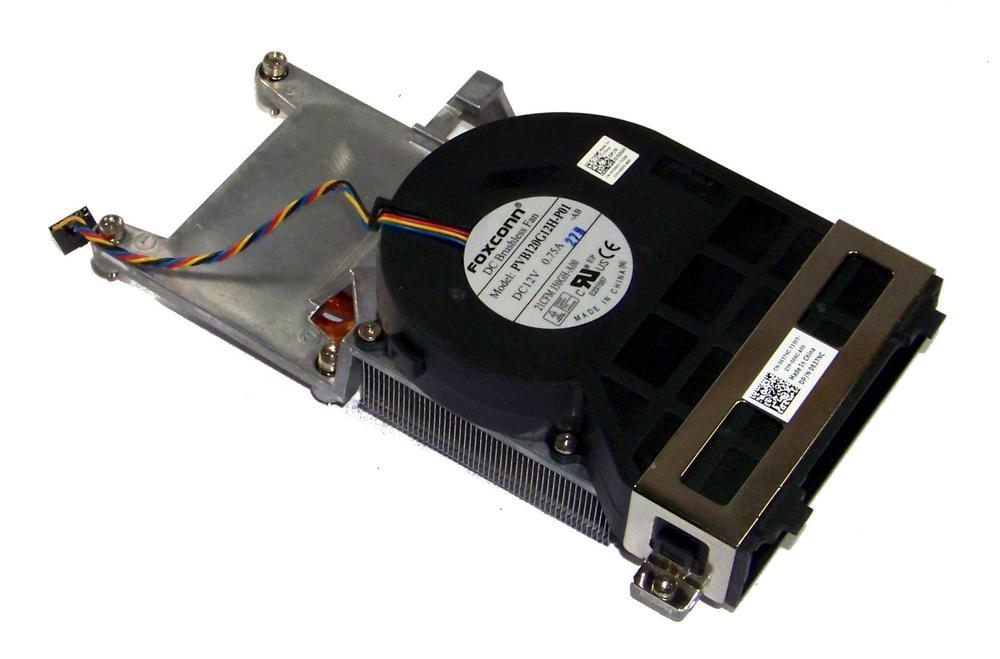 Dell 637NC OptiPlex 3010 SFF D04S CPU Heatsink and Fan | 0637NC
