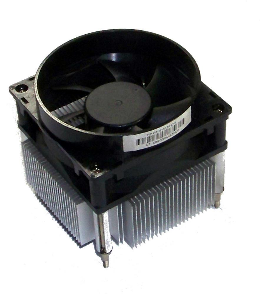 HP 615128-ZH1 Pro 3120 SFF Socket T LGA775 CPU Heatsink And Fan