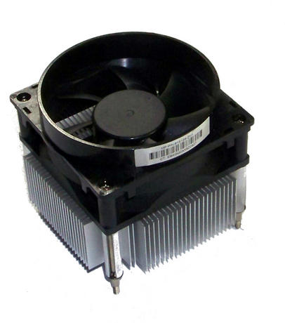 HP 615128-ZH1 Pro 3120 SFF Socket T LGA775 CPU Heatsink And Fan