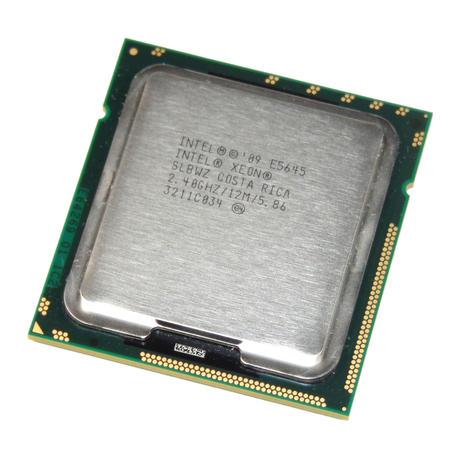 Intel AT80614003597AC Xeon Six Core E5645 2.4GHz Socket B LGA1366 Processor SLBW