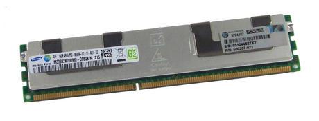 HP 500207-071 Samsung M393B2K70DM0-CF8 16GB PC3-8500R ECC Reg Server DIMM