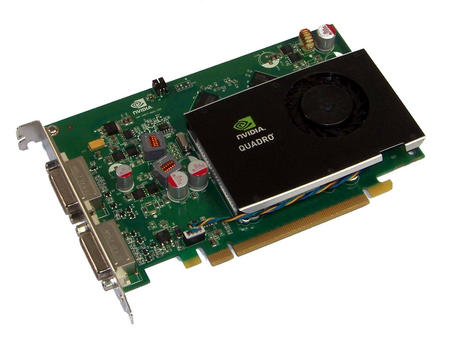 PNY VCQFX380-PCIE-T Quadro FX380 256MB PCIe Graphics Card