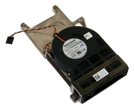 Dell FVMX3 OptiPlex 790 SFF  CPU Heatsink and Fan Thumbnail 1