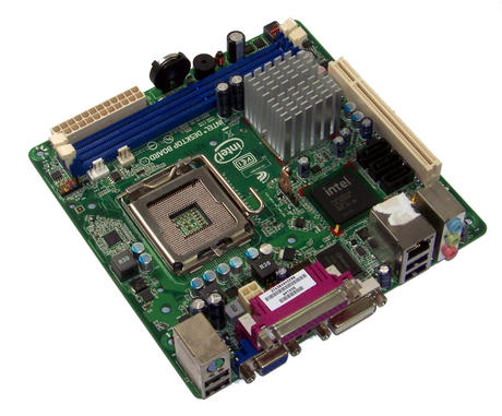 Intel E92991-400 DG41AN Socket T LGA775 Mini-ITX Motherboard