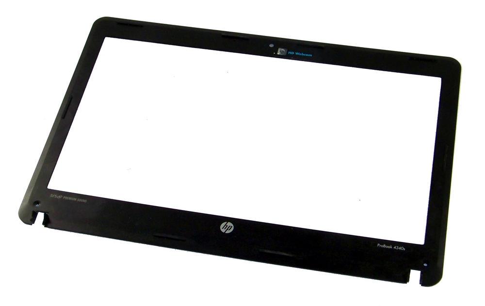 HP 683858-001 ProBook 4340s LCD Trim Bezel