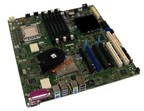 Dell CRH6C Precision T5500 Socket B LGA1366 Motherboard   0CRH6C