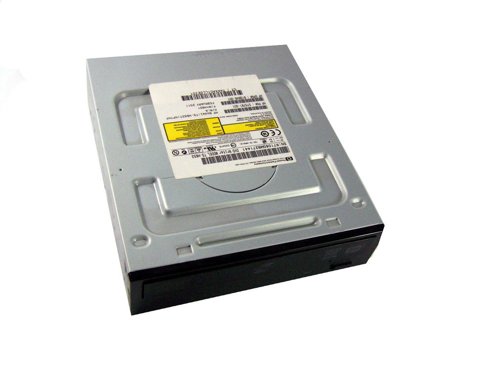 HP 575781-501 Black Bezel SATA H/H DVD DL Recorder Drive TS-H653T SPS 615646-001