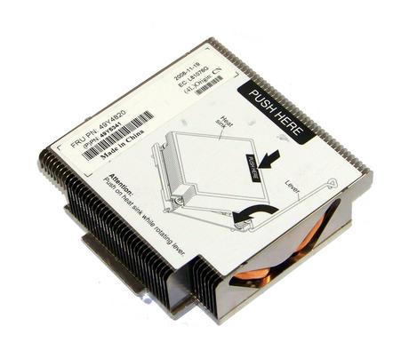 IBM 49Y5341 System x3550 M2 x3650 M2 M3 Processor Heatsink | FRU 49Y4820