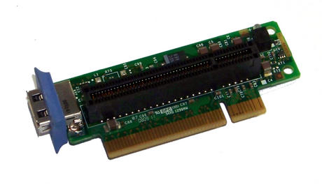 IBM 43W8888 x3550 M2 7946 x3650 M3 7945 PCIe Riser Board | FRU 43V7067