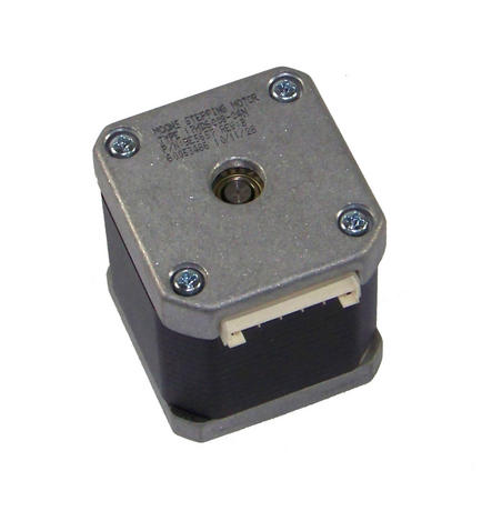 Moons 9E5657 17HD5003-04N Stepper Motor