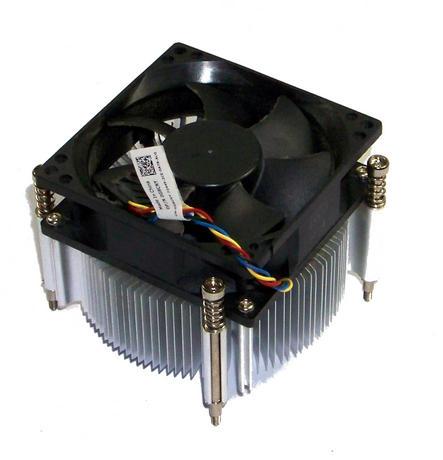 Dell G8CNY 9010 MT Mini Tower D09M Socket H2 Processor Heatsink and Fan 0G8CNY Thumbnail 1