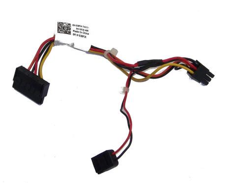 Dell 38PJK OptiPlex 780 990 USFF model D01U SATA Drive Power Cable | 038PJK
