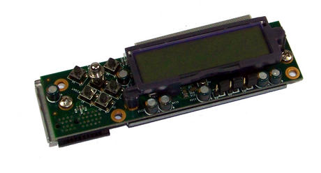 SuperMicro FP-LCD-M1 Chassis LCD Display Panel