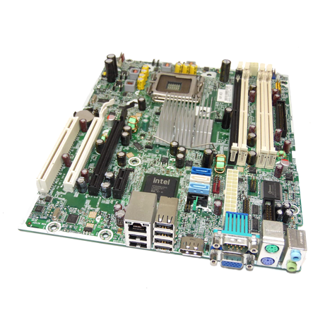 HP 460969-001 dc7900 Small FormFactor SFF Socket T LGA775 Motherboard 462432-001