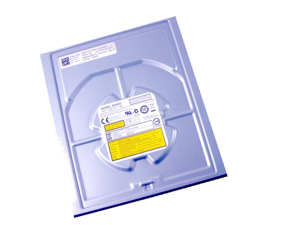 Dell GKJJY Black Bezel SATA H/H DVD DL Recorder Drive | 0GKJJY Model SW820