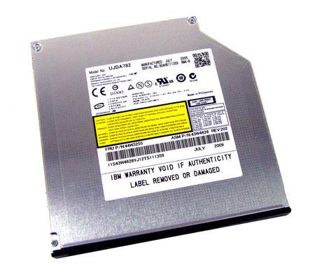 IBM 43W4628 X3550 M2 SATA Slimline DVD-ROM/CD-RW Drive | UJDA782 FRU 44W3255