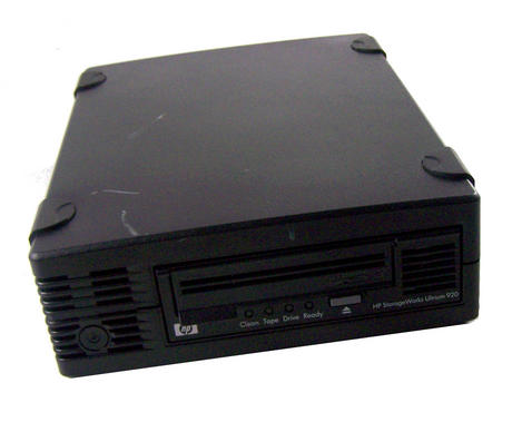 HP EH842A StorageWorks Ultrium 920 400/800GB External SCSI Tape Drive  SPS EH842