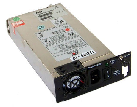 Avid 7840-03101-02 VR-RTR320X5 250W Redundant AC Power Supply | P1A-6250P Thumbnail 1
