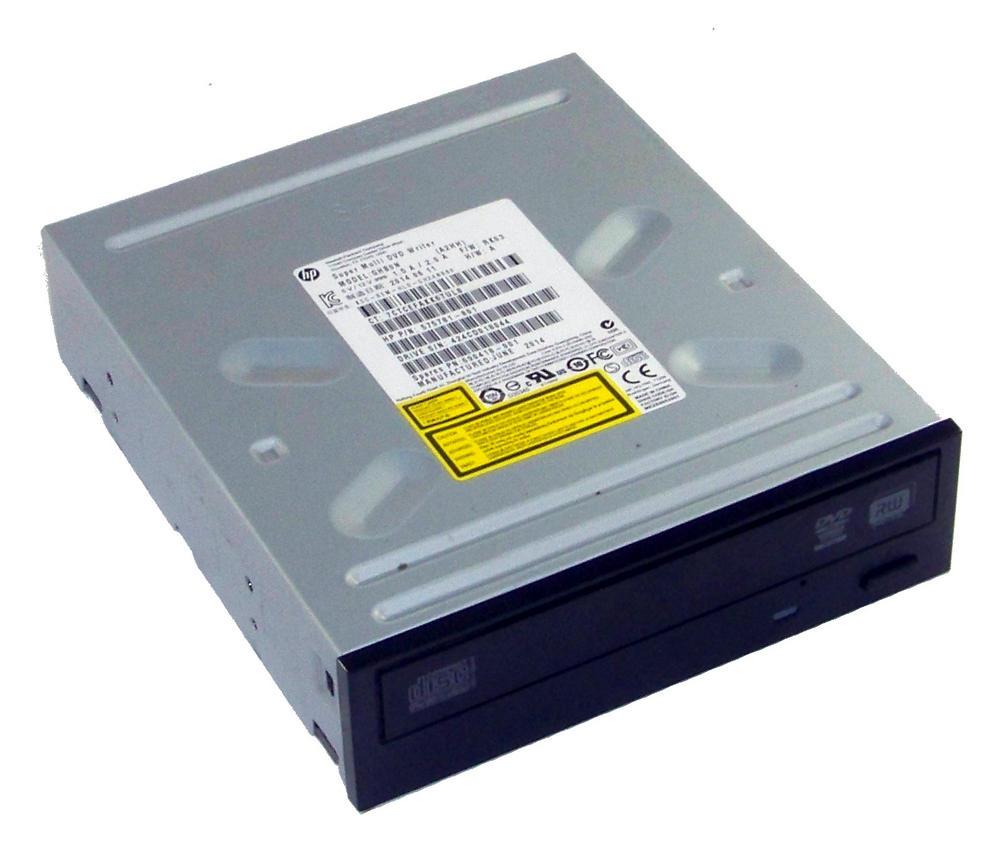 HP 575781-801 Black Bezel SATA H/H DVD DL Recorder Drive | GHB0N SPS 690418-001
