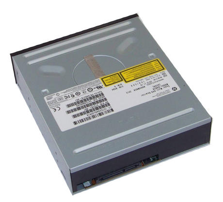 HP 575781-801 Black Bezel SATA H/H DVD DL Recorder Drive | GH82N SPS 690418-001 Thumbnail 2