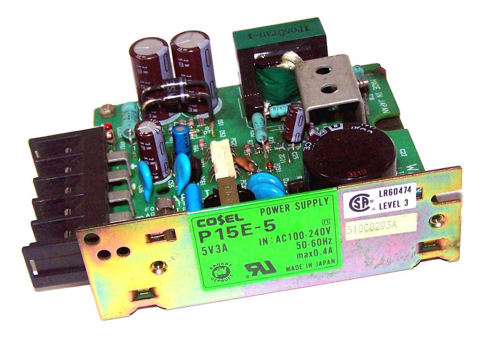 Cosel P15E-5 Inovision DX210 Digital Decoder 5V3A 0.4A Open Frame Power Supply