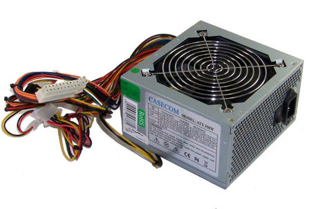 Casecom ATX350W 350W ATX Power Supply RoHS | 5055307027781