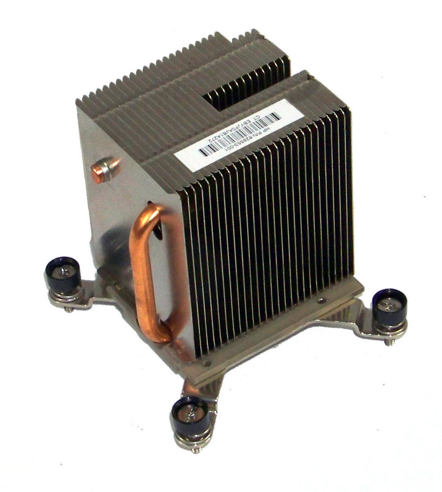 HP 628553-001 Elite 8200 SFF Small Form Factor Processor Heatsink SPS 645326-001