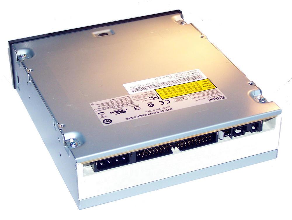 AOpen 90.67D37.9040 DSW2012PA ATA H/H DVD-RW Dual Layer - Black Bezel Thumbnail 2